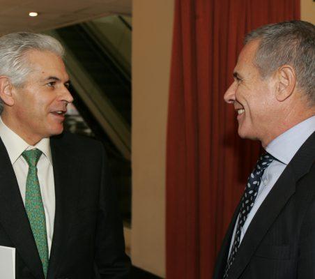 Francisco Ros y Ramón Reyes
