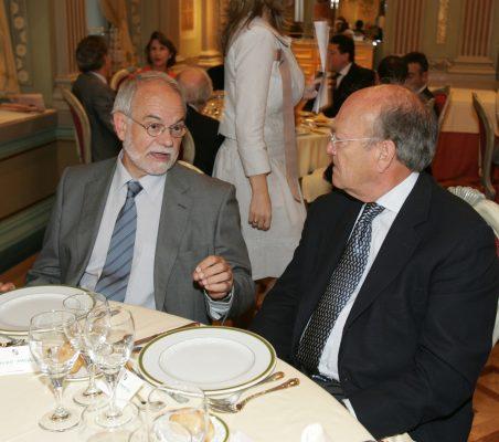 Javier Nadal y Javier Ramiro