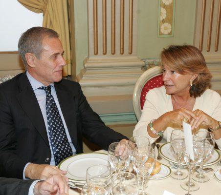 Ramón Reyes y Luisa Peña