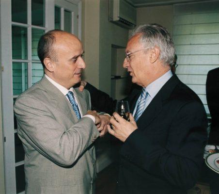Ignacio Ruiz-Jarabo y Ángel Durández
