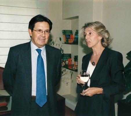 Miguel Gordillo y Mª Jesús Prieto