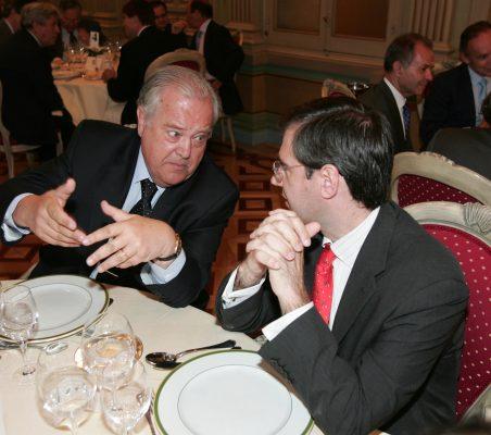 Santiago de Ybarra e Ignacio Madridejos