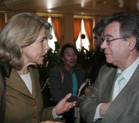 Pilar Tena y Jacinto López