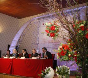 Emilia Correa, Audra Jones, Josep Mª Lozano, Ramón Jáuregui, Gerardo Lozano