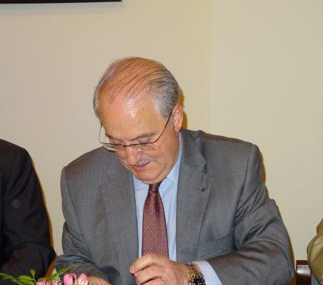 Francisco Fonseca, Director de la Oficina de la Comisión Europea en Madrid