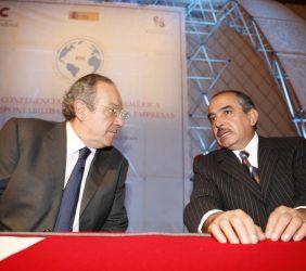 Héctor Aguilar de Nexos y Carlos Marín de Milenio Diario