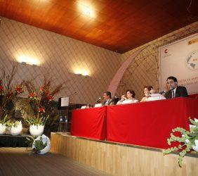 Juan José Barrera, Leonor Ortíz Monasterio, Adela Cortina, Josep Mª Lozano