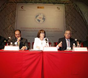 Magdy Martínez Solimán, Carlos Fernández, Rosa Conde, Carlos Solchaga y Pedro Martínez-Avial