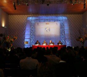 Salón de la conferencia 16