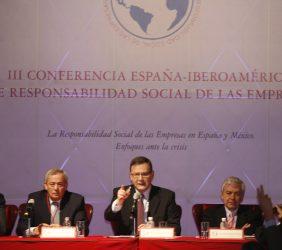 Tomás Lajous, Carlos Solchaga, Leo Zuckermann, Ernesto Ottone, Jorge Sicilia