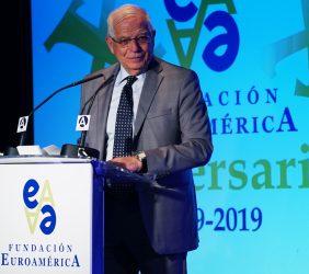 Josep Borrell, Ministro en funciones de Asuntos Exteriores, Unión Europea y Cooperación