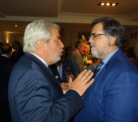 Gonzalo Babé y Miguel López- Quesada