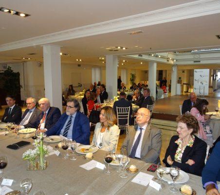 Hector Flórez, Carlos Gómez-Mújica, José Antonio García Belaunde, Miguel López Quesada, Xiana Méndez, Joaquín Almunia y Roberta Lajous
