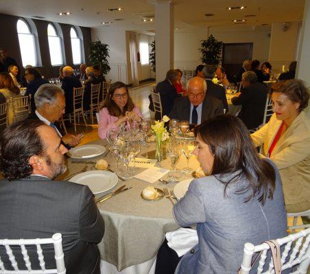 Ignacio Corlazzoli, Ángel Durández, María Abascal, José Eduardo Michel, Natalia Moreno y Marta Camacho