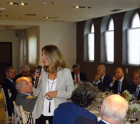 Intervención de Xiana Méndez, Secretaria de Estado de Comercio