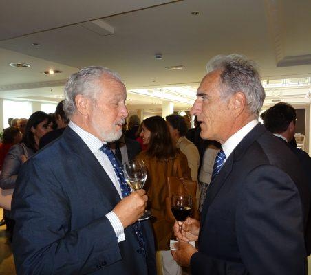 José Luis López Schümmer y Fernando Lacadena