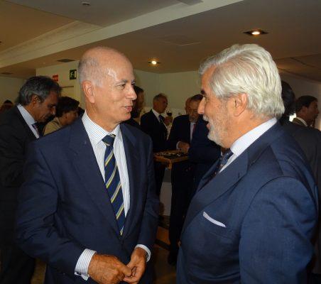 José María Torroja y Gonzalo Babé
