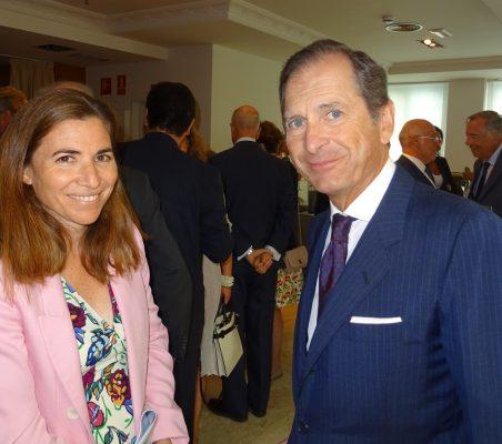 María Abascal y Borja Baselga