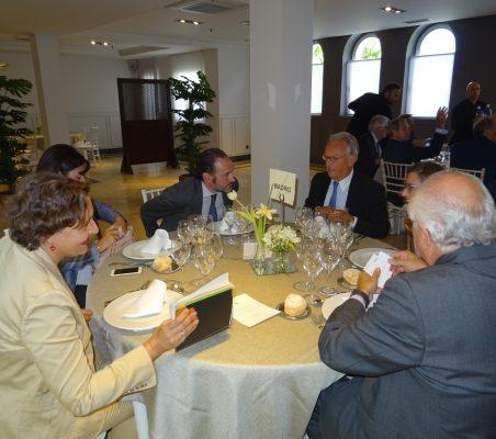 Natalia Moreno, Marta Camacho, Ignacio Corlazzoli, Ángel Durández, María Abascal y José Eduardo Michel (2)