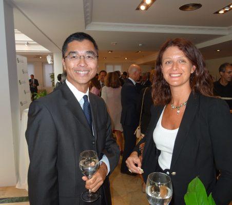 Niki Mihura y Rachel Caruhel