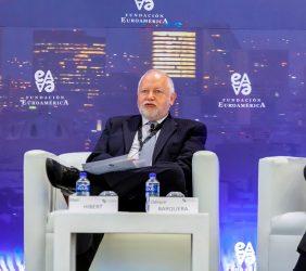 Abel Hibert, Presidencia del Gobierno de la República