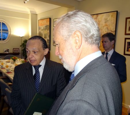 Pompeu Andreucci Neto y José Luis López-Schümmer