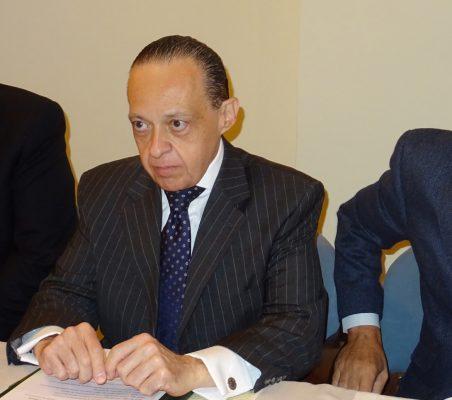 Pompeu Andreucci Neto, Embajador de Brasil
