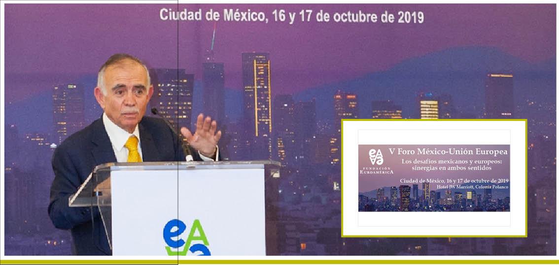 V Foro México-Unión Europea