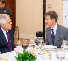 Julián Ventura y José Ignacio Salafranca