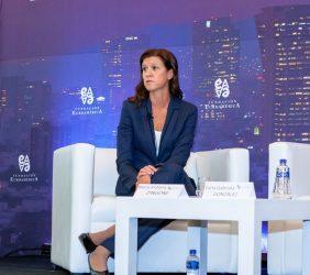María Victoria Zingoni, DG Negocios Comerciales y Química de Repsol