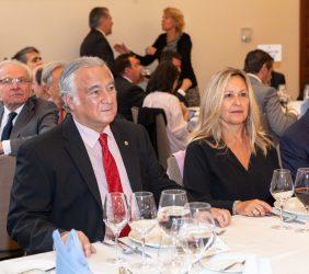 Miguel Torruco y Trinidad Jiménez