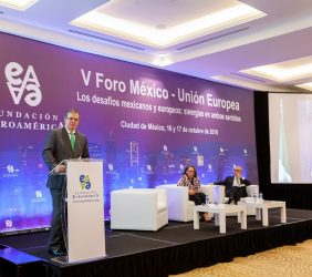 Palabras del Canciller durante la inauguración del V Foro México-UE