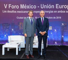 Ponentes José Ignacio Salafranca y Julián Ventura