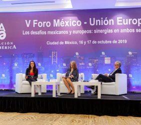 Primera Sesión:V Foro México Unión- Europea
