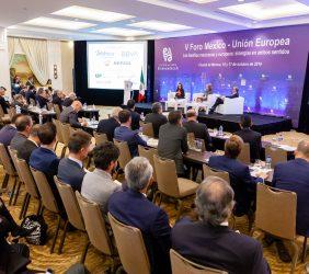 Primera sesión La Modernización del Acuerdo Global México-UE un nuevo marco para las relaciones comerciales