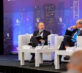 Emilio Uquillas y José Manuel González-Páramo
