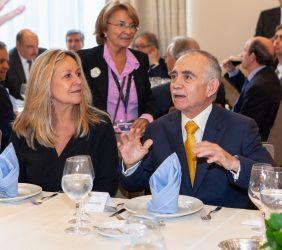 Trinidad Jiménez y Alfonso Romo