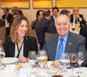 Xiana Méndez y Valentín Diez Morodo