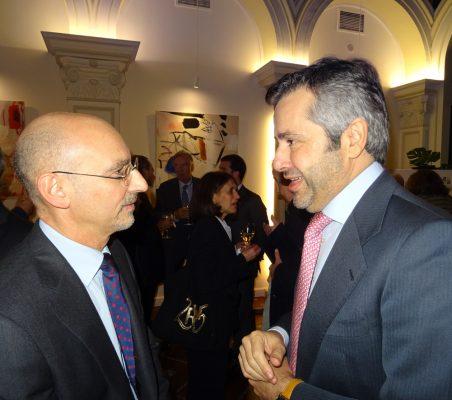 Fernando González y Rafael Duarte