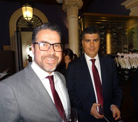 Julio Aguilera y Gerardo Guiza