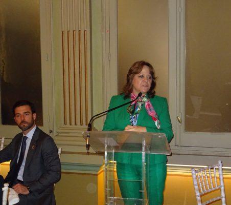Intervención de Martha Delgado, Subsecretaria para Asuntos Multilaterales y Derechos Humanos, México