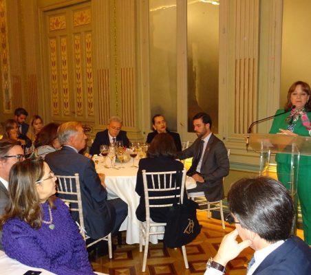 Martha Delgado, Subsecretaria para Asuntos Multilaterales y Derechos Humanos, México