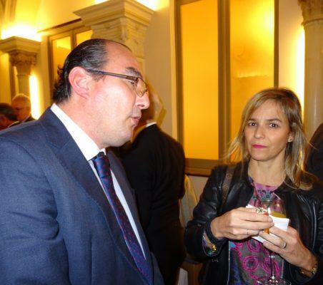Carlos Ávila y Elena Bernardo
