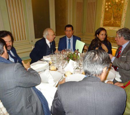 Ignacio Uriarte, Elsa García, Claudio Vallejo y Fernando Labrada