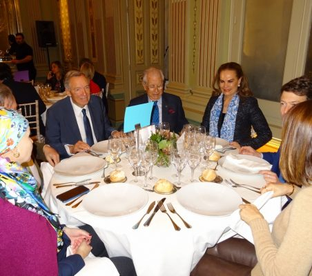 Carsten Moser, Adolfo Favieres, Gloria Garza y Vicente Palacio