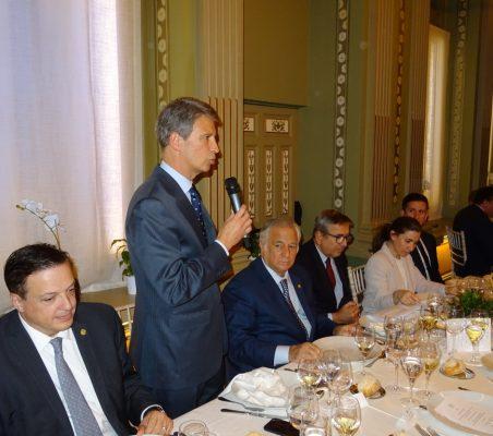 Introducción de José Ignacio Salafranca, Vicepresidente de la Fundación Euroamérica
