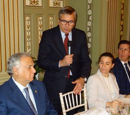Presentación de José Carlos García de Quevedo, Presidente de ICO