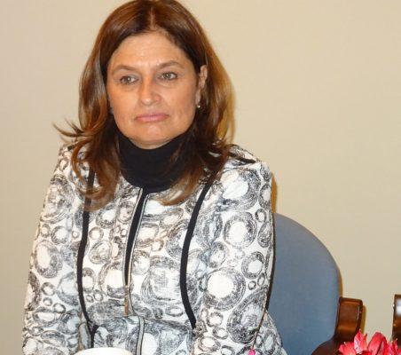 Maryleana Méndez, Secretaria General de ASIET