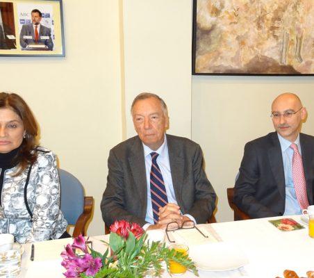Maryleana Méndez, Carsten Moser y Fernando González