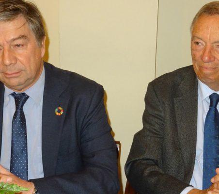 José Antonio Sanahuja y Carsten Moser